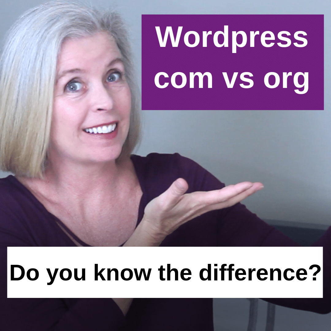 Wordpress com vs org square TN
